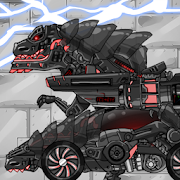 Terminator Tyranno - Combine! Dino Robot
