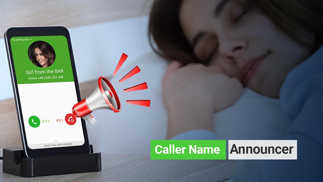 Call Name Announcer