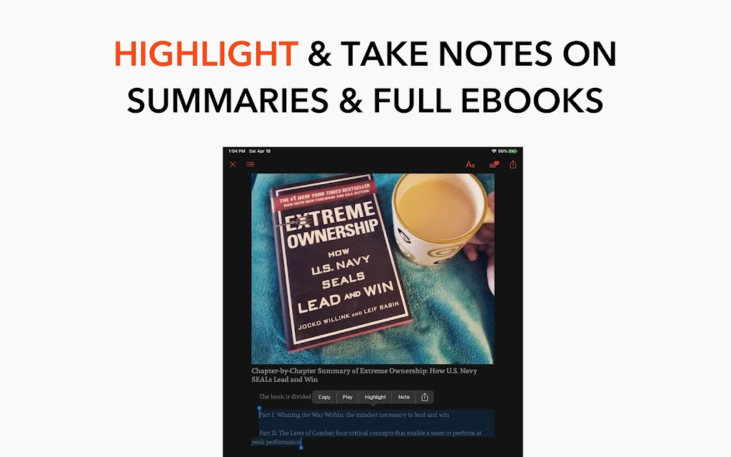 StoryShots - Book Summaries & Free Audio Books poster 19