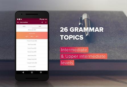 English Grammar Test v1.12.0 MOD APK by SevenLynx 3