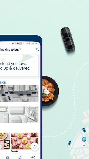 toyou - food & transportation screenshot 2
