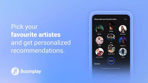 Boomplay: Download Music Enjoy Offline Music Free 5.9.23 Screenshots 5