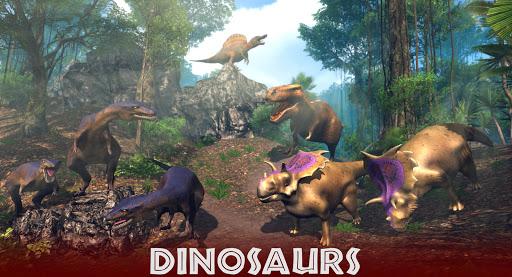 VR Jurassic - Dino Park & Roller Coaster Simulator apktram screenshots 14