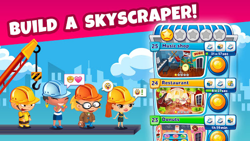 Pocket Tower: Building Game & Megapolis Kings 3.21.7 screenshots 14
