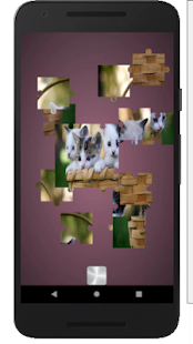 Cat puzzles Jigsaw , Slide ,2048 Puzzle Free Games