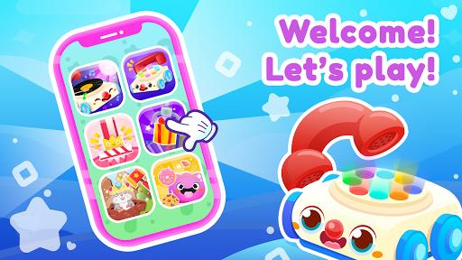 Baby Carphone Toy Kids game | games for kids  screenshots 1