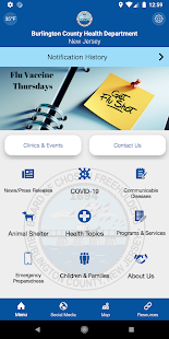 Burlington County Health