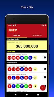 Mark 6 Results ud83cuddedud83cuddf0 u516du5408u5f69 ud83cuddedud83cuddf0 Hong Kong 1.0.19 Screenshots 1