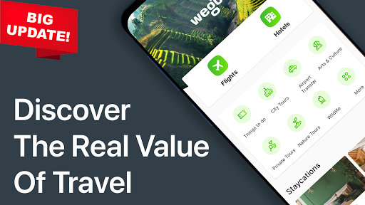 Wego Flights, Hotels, Activities & Travel Booking  screenshots 1