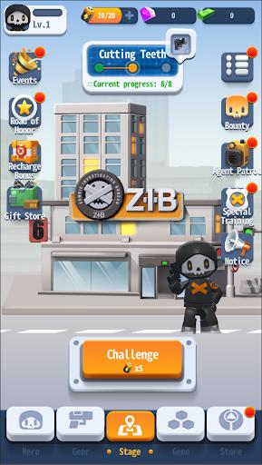 Agent Bone  screenshots 8