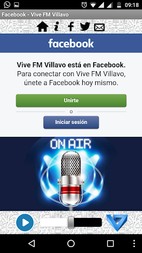 Vive FM Villavo screenshots 2