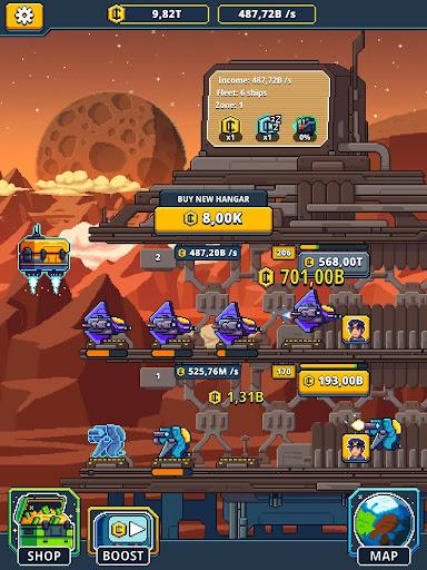Idle Space Tycoon  screenshots 12