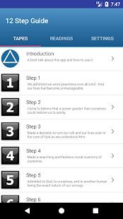 12 Step Guide - AA