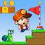 Super Jack's World – Free Run Game icon