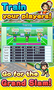 Tennis Club Story Mod APk 2.0.0 Download [Unlimited Money] Free 3