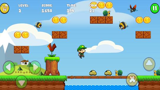 تحميل لعبة Super Bob's World : Free Run Game مهكرة 1