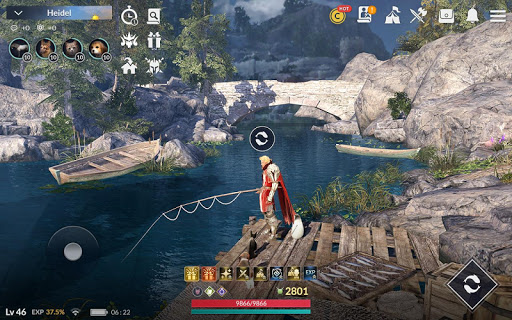 Black Desert Mobile goodtube screenshots 16