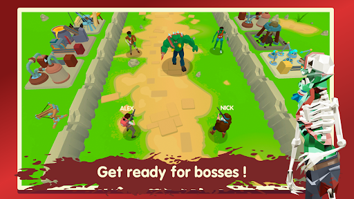 Two Guys & Zombies 3D: Online game with friends 0.24 screenshots 9