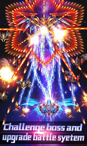 Thunder Assault: Raiden Striker apkdebit screenshots 1