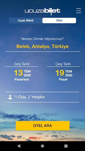Ucuzabilet - Flight Tickets 3.1.8 Screenshots 1