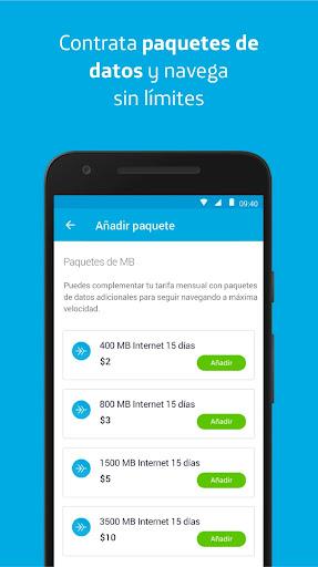Mi Movistar Ecuador 11.2.34 Screenshots 5
