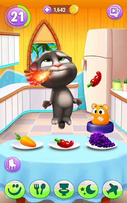 My Talking Tom 2 poster 4
