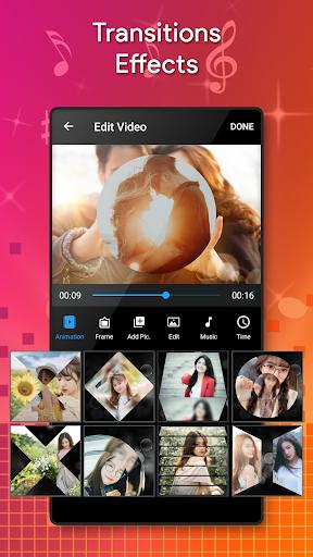 Video maker with photo & music 1.0.52 screenshots 1