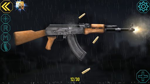 eWeaponsu2122 Gun Weapon Simulator - Guns Simulator screenshots 14