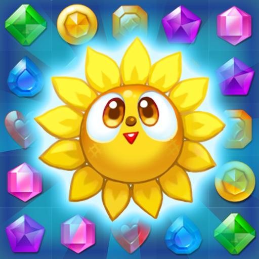Jewel Garden : Match3 Puzzle