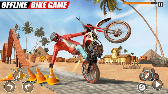Bike Stunt 2 Bike Racing Game – Offline Games 2021 1