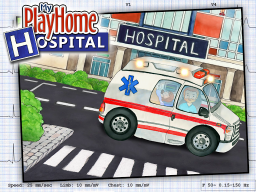 My PlayHome Hospital  screenshots 7