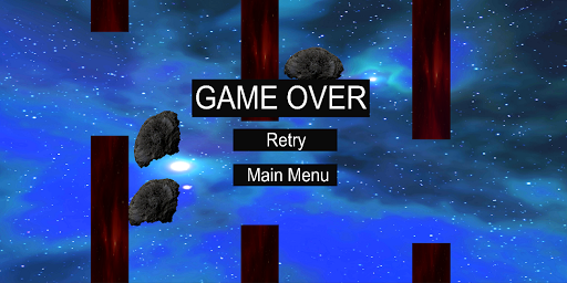 clumsy silly spaceship screenshot 3