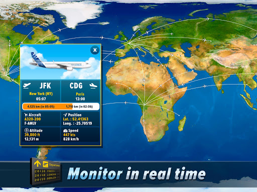 Airlines Manager - Tycoon 2021  screen 1