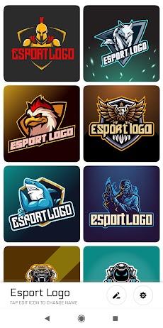 Esport Gaming Logo Maker - bマスコットアバタークリエーターのおすすめ画像2