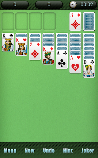 Solitaire free Card Game 2.2.2 screenshots 8