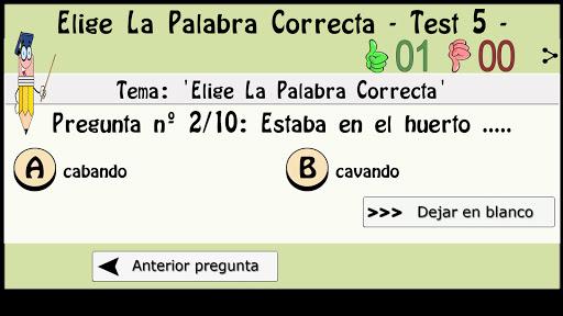 Aprende Ortografía 1.0.31 screenshots 3