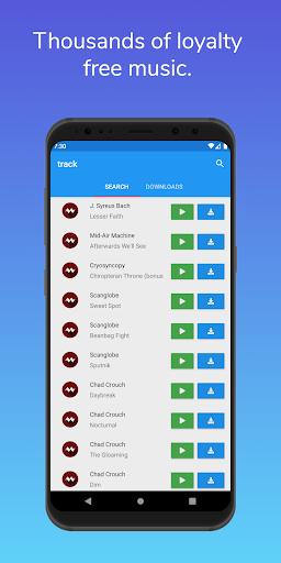 LMR - Loyalty Free Music 1.5.8 screenshots 2