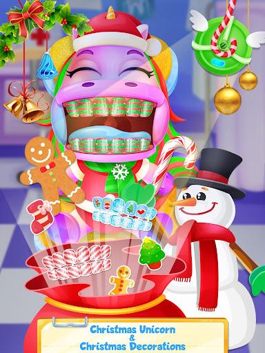 Unicorn Dentist - Rainbow Pony Beauty Salon 1.4 screenshots 6