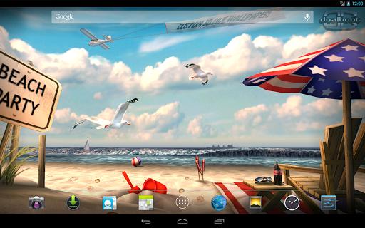 My Beach HD  screenshots 14