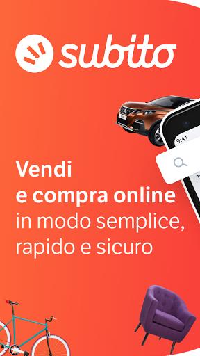 Subito: compra e vendi in tutta Italia.  screenshots 1