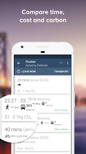 TripGo:Transit,Maps,Directions Screenshot