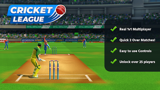 Cricket League 1.0.2 screenshots 6