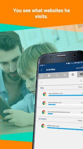 Parental Control CALMEAN for children & teens 3.0.0.2 Screenshots 7