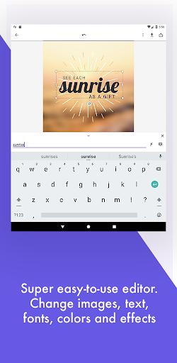 Desygner: Free Graphic Design Maker & Editor android2mod screenshots 12