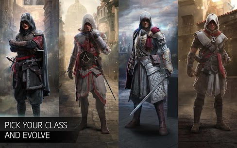 Assassin's Creed Identity Mod Apk (Paid/Easy Game) 10