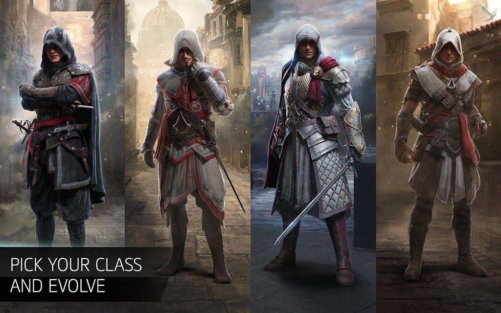 Assassin's Creed Identity  poster 9