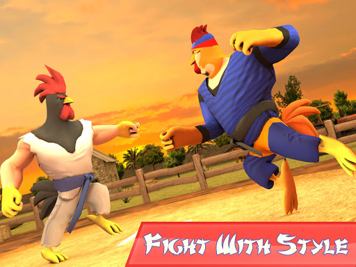 Kung Fu Animal Fighting Games: Wild Karate Fighter 1.0.10 screenshots 12