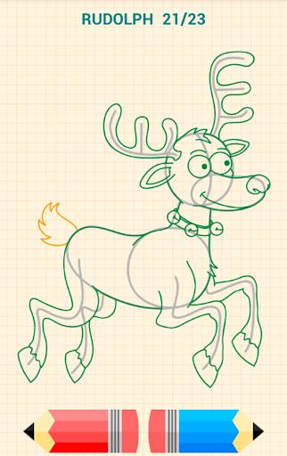 How to Draw Christmas 5.0 Screenshots 5