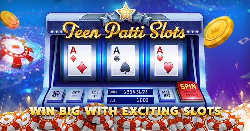 Vegas Teen Patti - 3 Card Poker & Casino Games screenshots 4