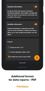 Castro Mod Apk- system info 4.3.1 (Unlocked) 6